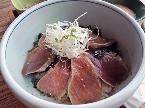和食えんのまぐろの中とろ炙り丼