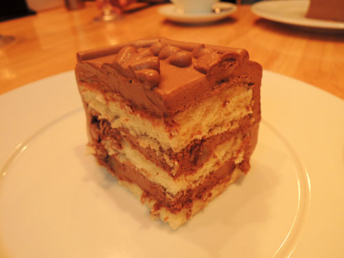 Top's チョコレートケーキ