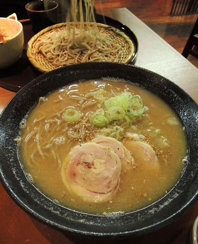 信州そば 高山亭、シャモ蕎麦