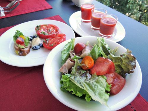 Celeb de Tomato(セレブデトマト)のランチビュッフェ